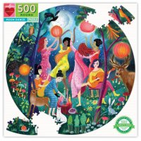 Moon Dance 500 Piece Puzzle