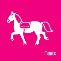 Magnet - Horse riding