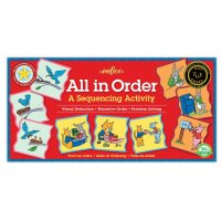 All in Order - Sequencing Activity
