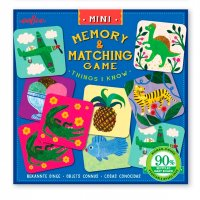 Mini memory & matching game Things I know