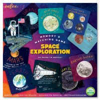 Space Exploration - Memory & Matching Game