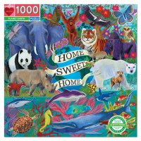 Planet Earth 1000 Piece Puzzle