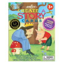 Create a Story Cards - Mystery in the Forest