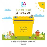 Save the Planet & Recycle