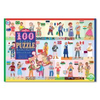 Children of the World 100-Piece Puzzle