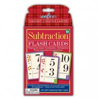 Flash Cards Subtraction