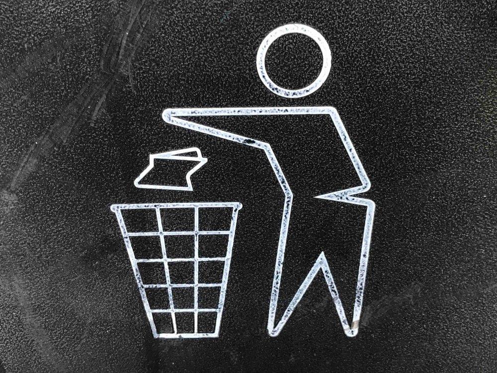 třídit odpad